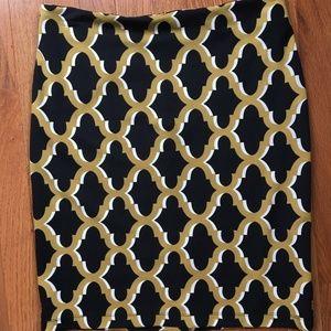 J McLaughlin pencil skirt size 4